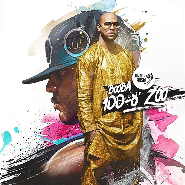 Booba - 100-8 Zoo