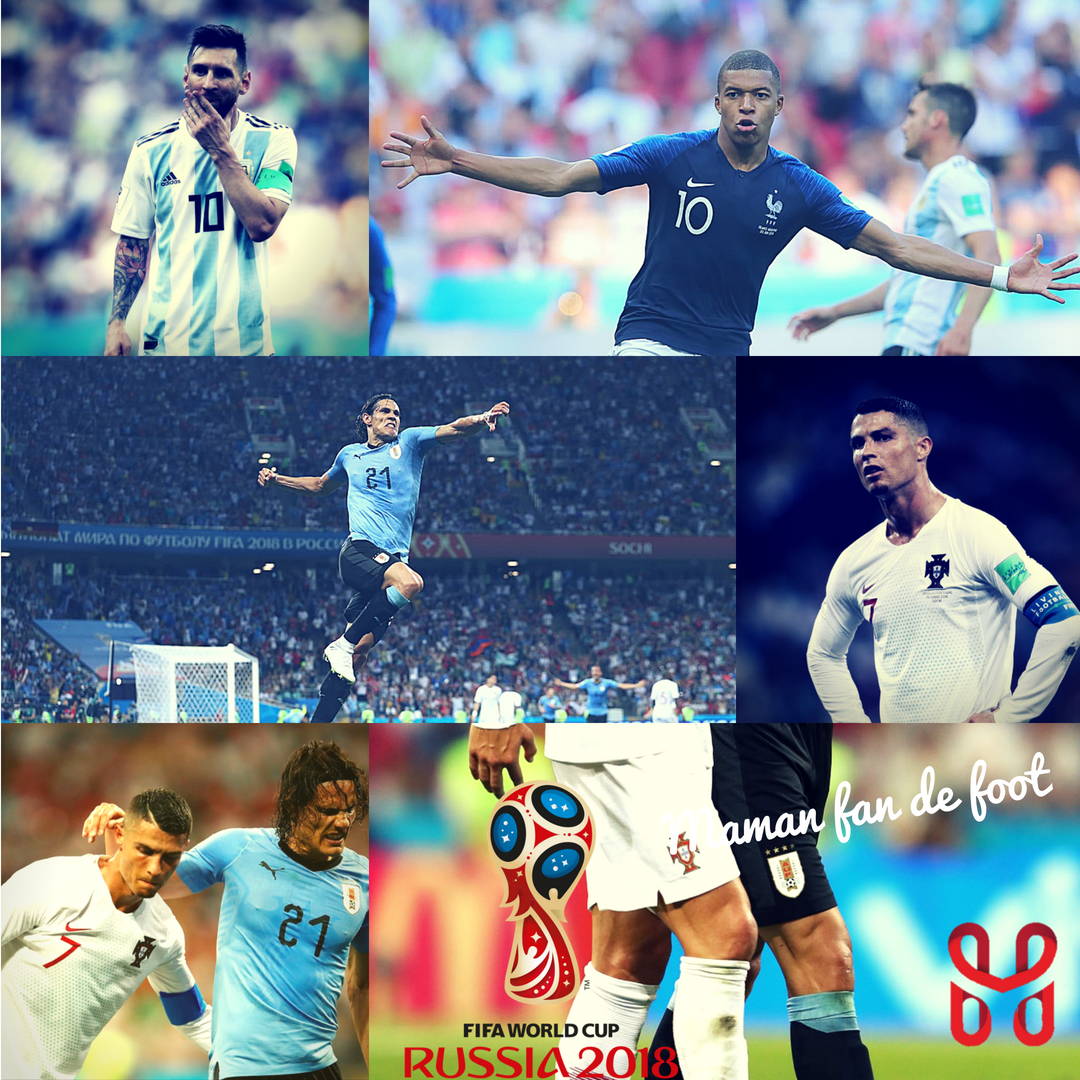 Mondial 2018, huitièmes de finale (1)