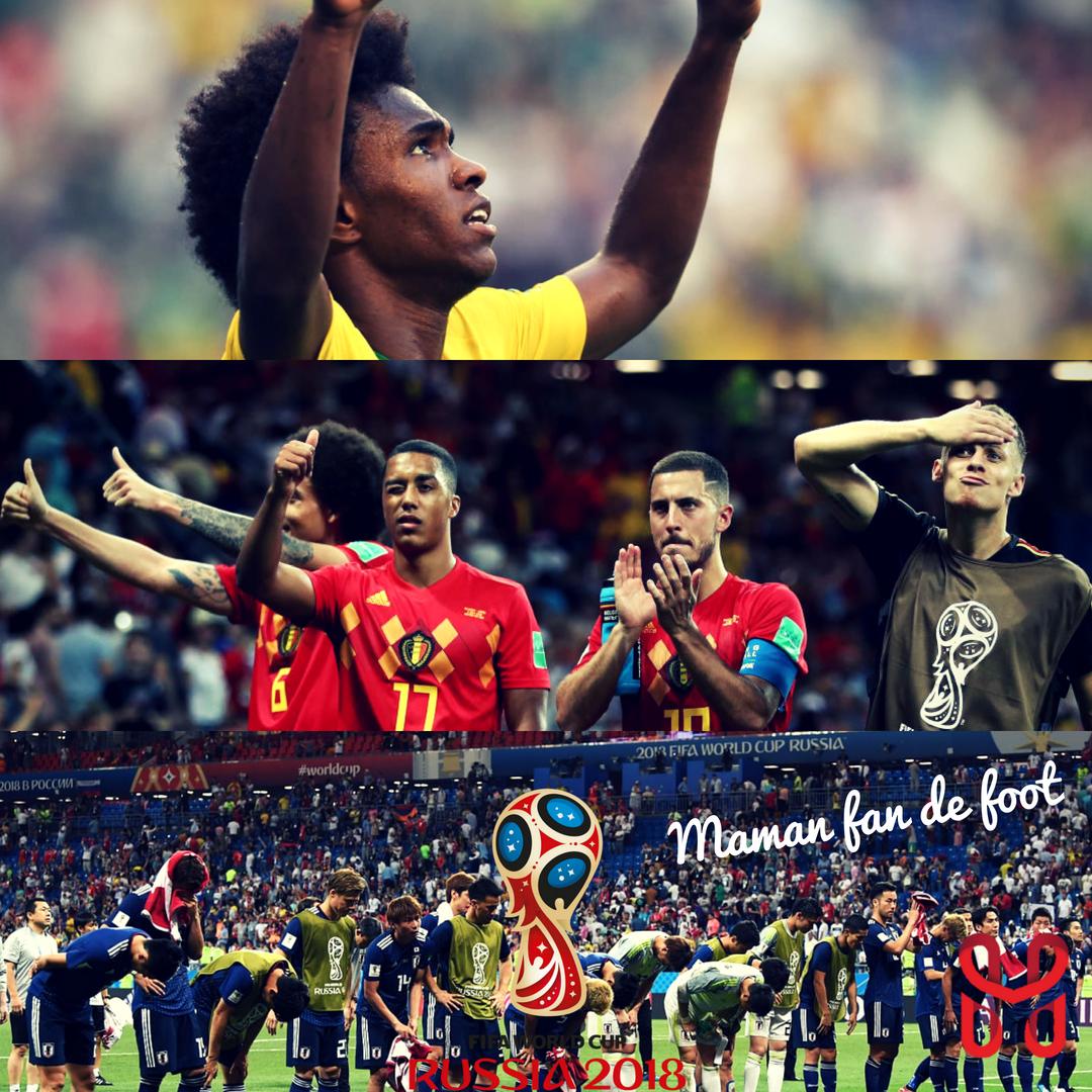 Mondial 2018, huitièmes de finale (3)