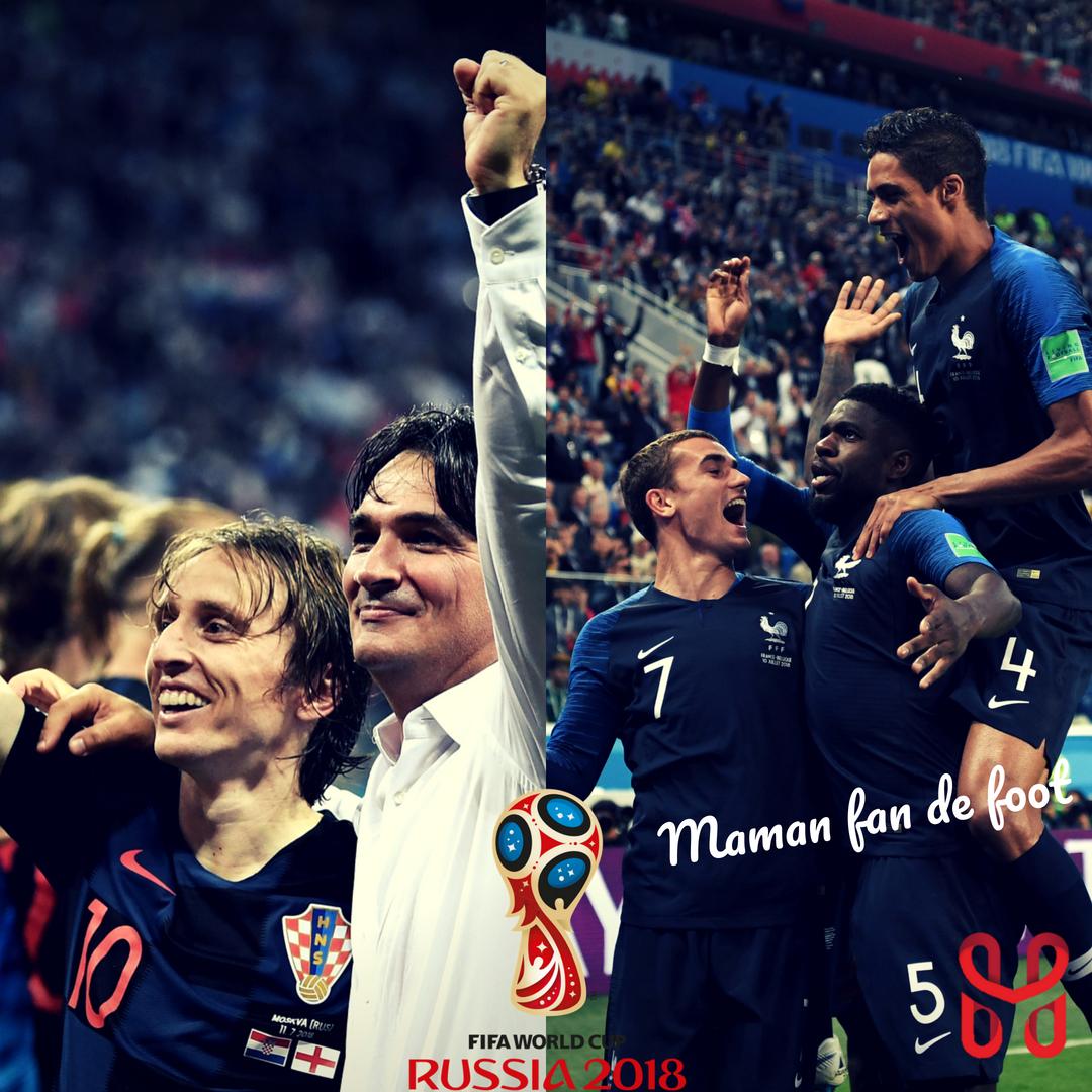 Mondial 2018, demi-finales
