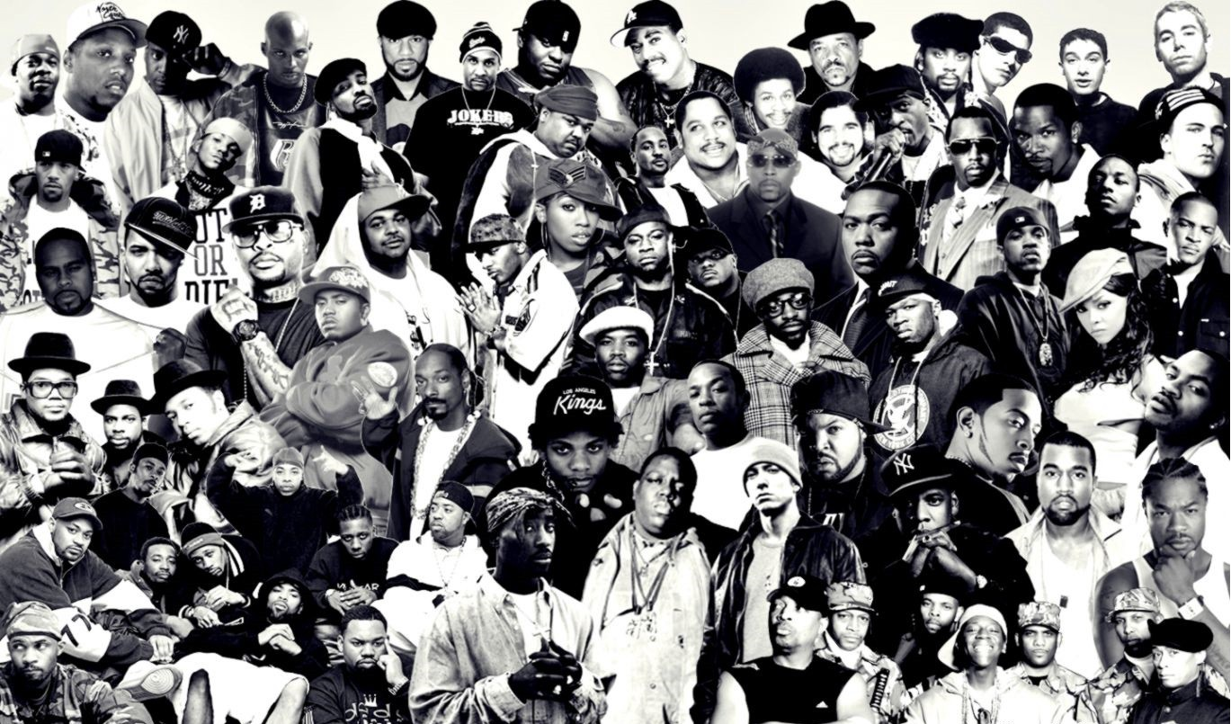 Hip-Hop: Can You Name All of Them?