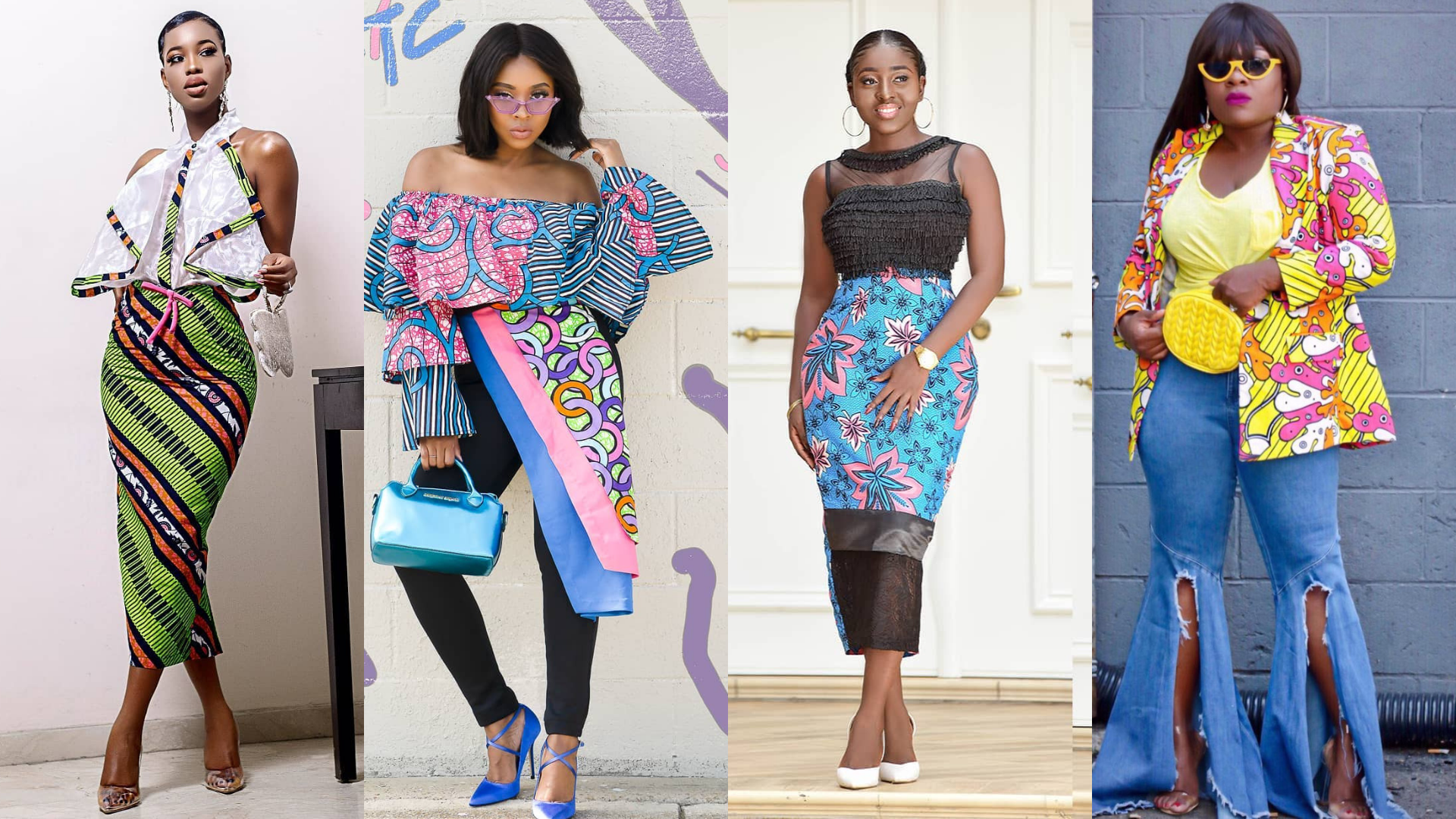 SGTC Clothing collabore avec Angel Obasi, LaNatria Ellis, Nana Ama et Funmi Ford