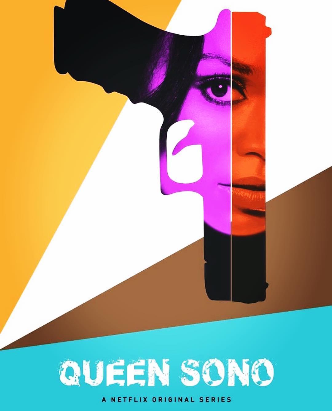 Queen Sono, a Netflix Original Series