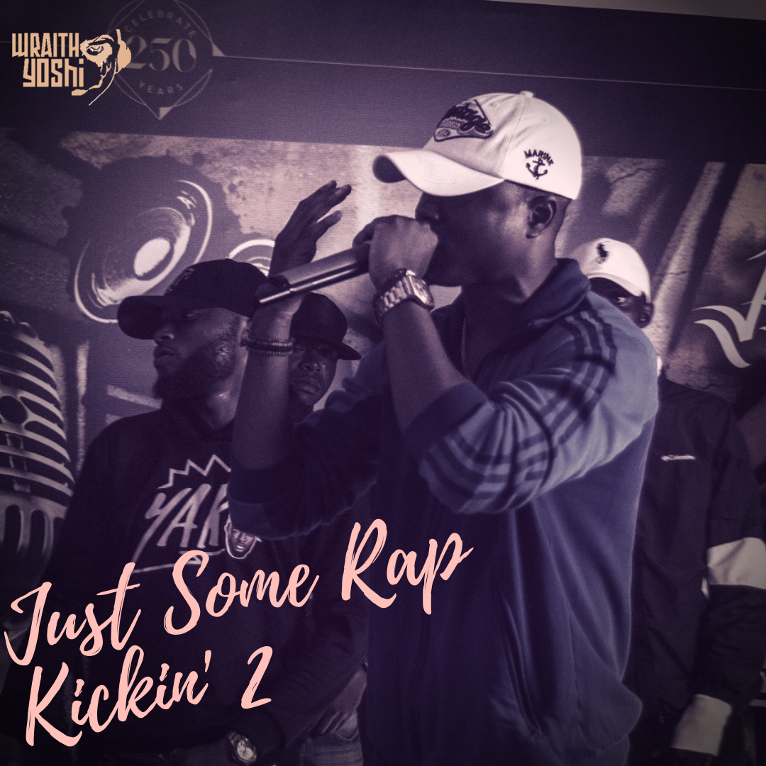 Just Some Rap Kickin'