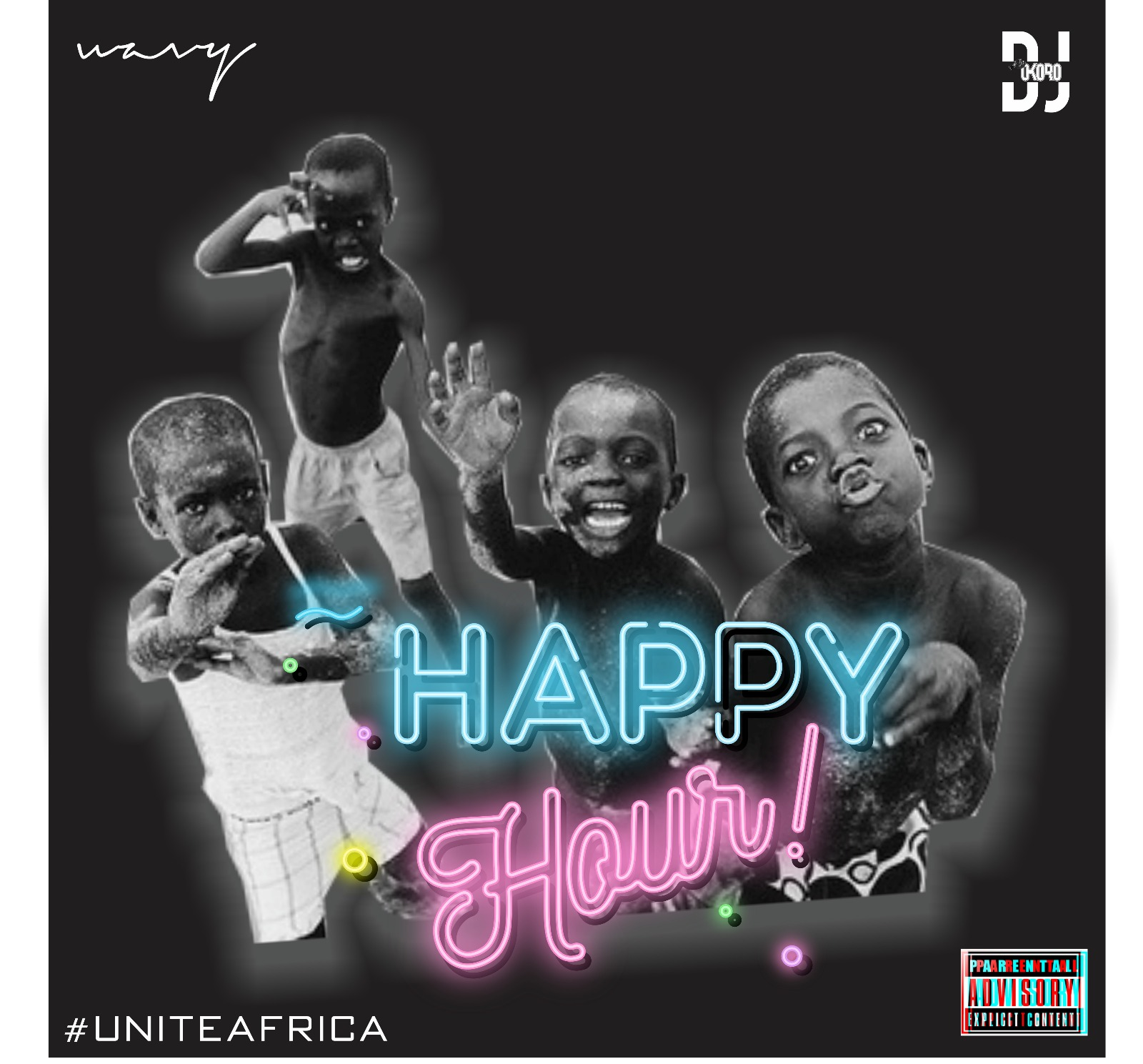 DJ Okoro - Happy Hour!
