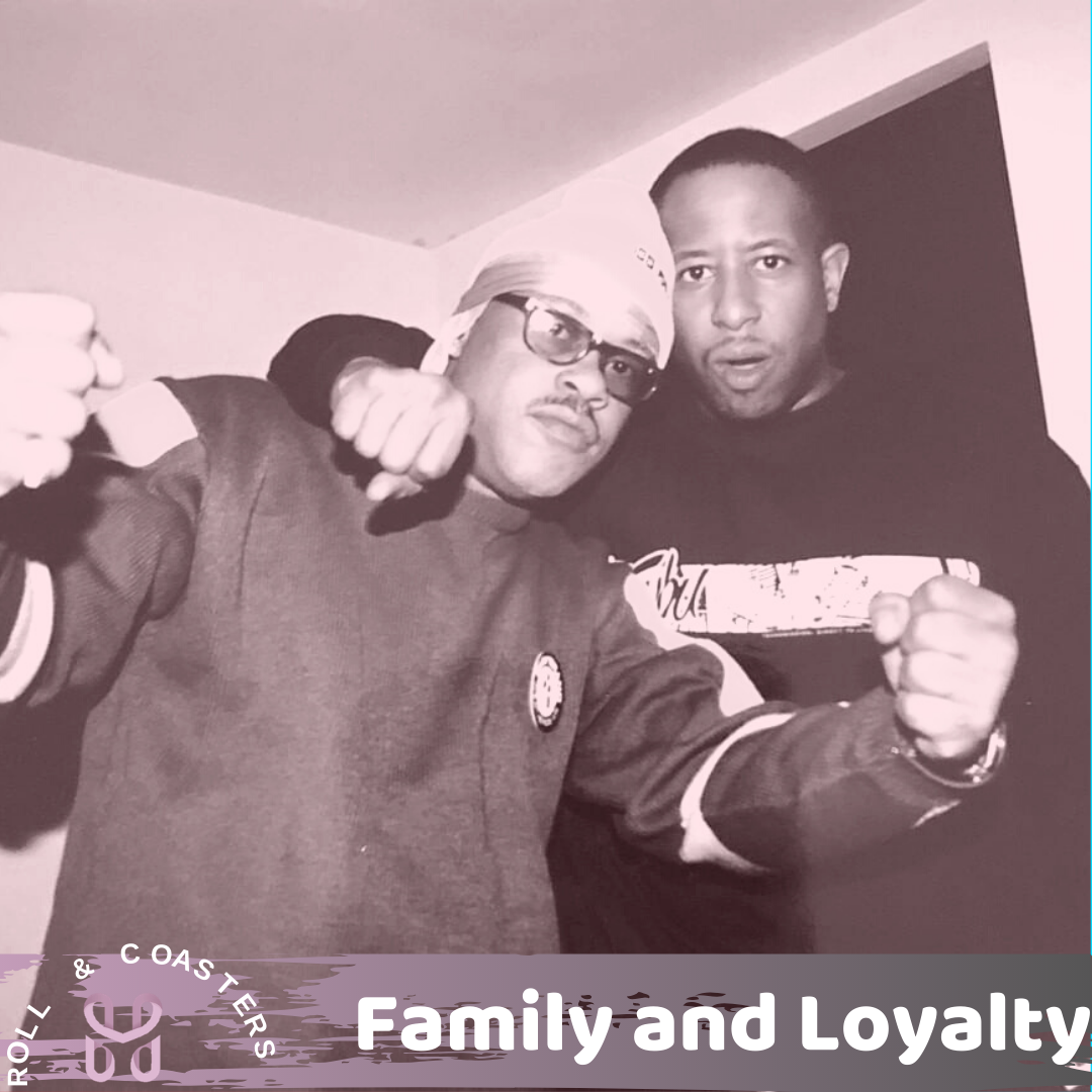Roll and Coasters: Family and Loyalty