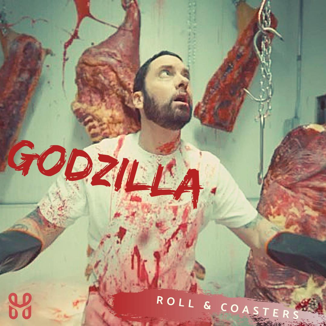 Roll and Coasters: Godzilla
