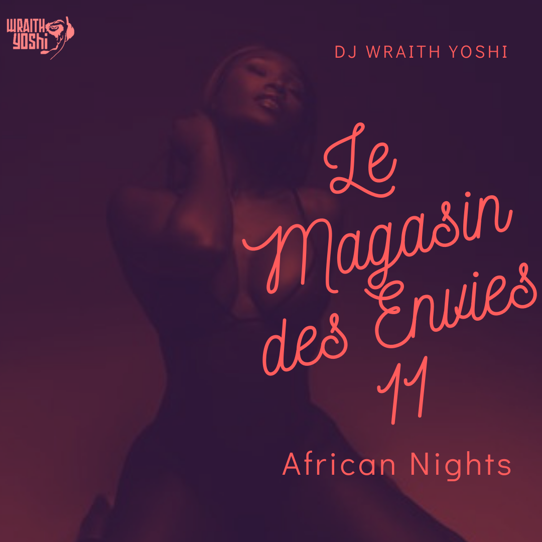 Le magasin des envies, Vol. 11: African Nights